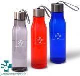 Plastová láhev na vodu