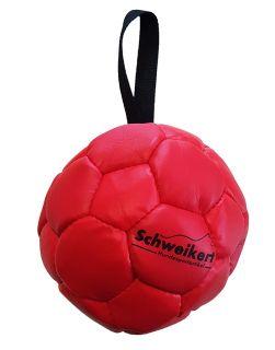 Kožený balón plněný vzduchem Ø 18 cm